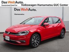VW ゴルフハイライン Tech Edi 登録済未使用車 純正ナビ