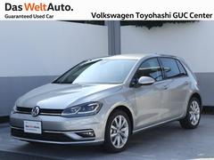 VW ゴルフComfortline TechEdition登録済未使用車