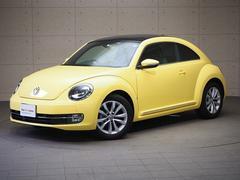 VW ザ・ビートルデザイン レザーパッケージ パノラマスライディングルーフ