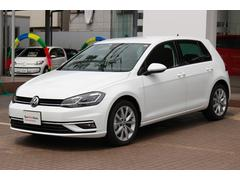 VW ゴルフTSI コンフォートライン テックエディション ワンオーナー