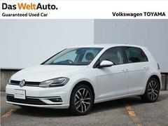 VW ゴルフTSI ハイライン テック エディション 登録済み未使用車