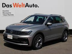 VW ティグアンTDI R−Line 4MOTION 2019 DEMO
