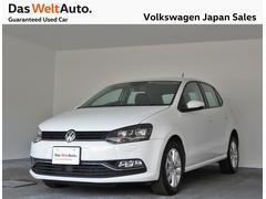 VW ポロTSI コンフォートライン マイスターED 認定中古車