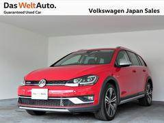 VW ゴルフオールトラックTSI4モーション7.5モデル テクノロジーPKG 認定中古