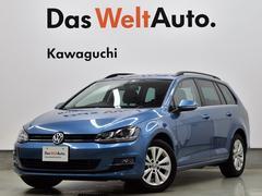 VW ゴルフヴァリアントTSI Comfortline BlueMotion Technology NAVI ETC