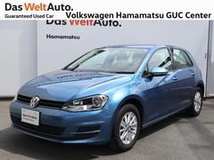 VW ゴルフトレンドライン 1オーナー 禁煙車 認定中古車 バックカメラ
