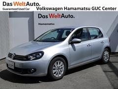 VW ゴルフトレンドライン 1オーナー 禁煙車 認定中古車 CD ターボ