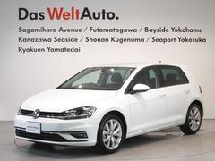 VW ゴルフTSI ハイライン メーカー保証付 認定中古車