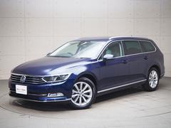 VW パサートヴァリアントTDIエレガンス ディスカバープロナビ クリーンディーゼル