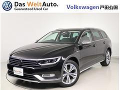VW パサートオールトラックTDI 4MOTION Advance 試乗車デモカー