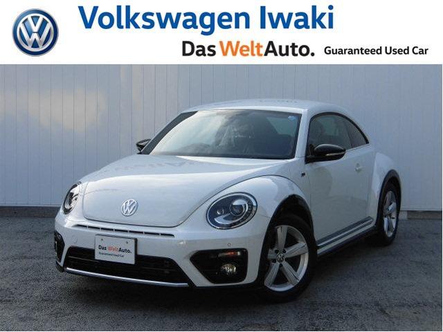 フォルクスワーゲン R-Line 禁煙1オーナー Volkswagen認定中古車