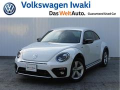 VW ザ・ビートルR−Line 禁煙1オーナー Volkswagen認定中古車