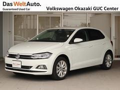 VW ポロTSI Highline LEDライト/純正NAVI