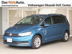 VW ゴルフトゥーランTDI Comfortline NAVI/ETC/カメラ