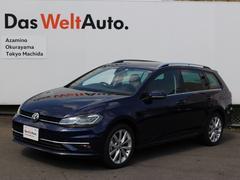 VW ゴルフヴァリアントTSI Comfortline Tech Edition Discover Pro