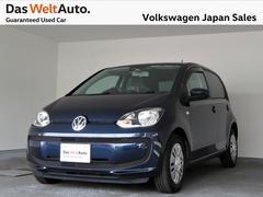 VW アップ!move up! 4Door Navi 1オーナー禁煙車