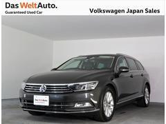 VW パサートヴァリアントTDIエレガンスライン Clean Diesel 認定中古車