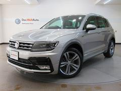 VW ティグアンTSI R−Line NAVI ETC