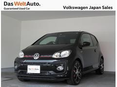 VW アップ!GTI 2ドア 6MT DWA認定中古車