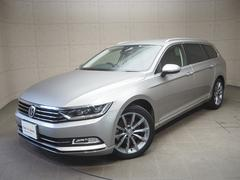 VW パサートヴァリアントTSIハイライン 革シートクリアランスソナー認定中古車保証付