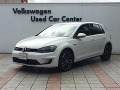 VW ゴルフGTEGTE Navi プラグインハイブリッド ACC 禁煙車
