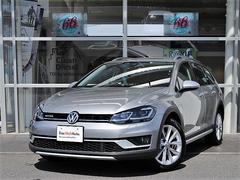 VW ゴルフオールトラックTSI 4MOTION 純正ナビゲーション・純正ドラレコ前後