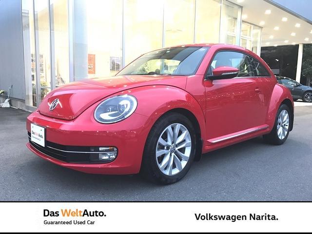 フォルクスワーゲン Design Leather Package VW認定中古車