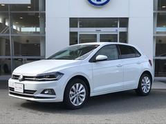 VW ポロTSIハイライン Volkswagen 認定中古車
