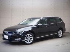 VW パサートヴァリアントTDIエレガンスライン 元試乗車 認定中古車 保証付き