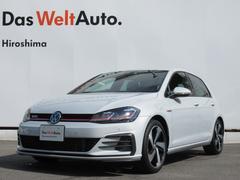 VW ゴルフGTIGTI DCC LEDヘッドライト リアカメラ 認定中古車
