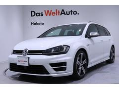 VW ゴルフRヴァリアントR DiscoverPro