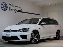 VW ゴルフRヴァリアントR 280PS 純正ナビ 衝突軽減ブレーキ リアカメラ 禁煙