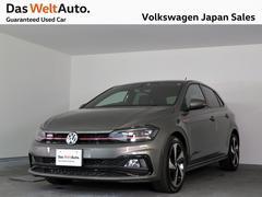 VW ポロGTIGTI 認定中古車 2Lターボ 200馬力 認定中古車