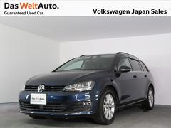 VW ゴルフヴァリアントコンフォートライン 純正ナビ 禁煙 ワンオーナー 認定中古車