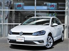 VW ゴルフヴァリアントTSI Highline テクノロジーPKG・純正ナビ