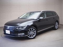 VW パサートヴァリアントTDI ハイライン テクノロジーパッケージ元試乗車 保証付