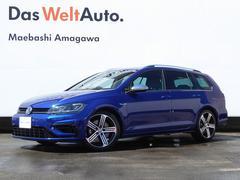 VW ゴルフRヴァリアントR Leather 認定中古車 1年保証走行距離無制限