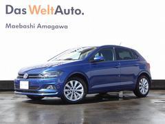 VW ポロTSI Highline 認定中古車 1年保証走行距離無制限