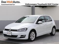 VW ゴルフTSI Comfortline ワンオーナー禁煙車