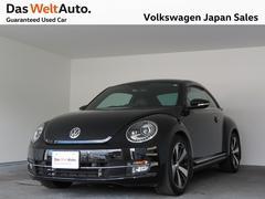 VW ザ・ビートルターボ ナビ&Bカメラレザー クールスターPKG 認定中古車