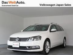 VW パサートヴァリアントTSI ハイライン NAVI BC DWA認定中古車