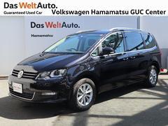 VW シャランコンフォートライン 禁煙車 デモカー 純正ナビ 認定中古車
