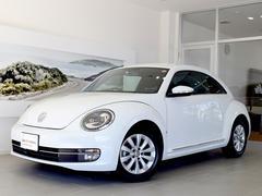 VW ザ・ビートルDesign 社外ナビ ETC