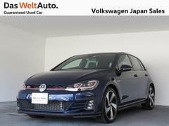VW ゴルフGTIGTI DCC テクノロジーPKG 認定中古車