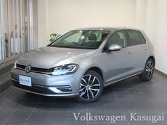 VW ゴルフ TSI Highline Tech Edition Navi ETC2.0