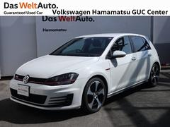 VW ゴルフGTI1オーナー 禁煙車 純正ナビ バックカメラ ETC DCC