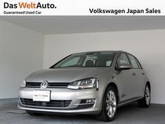 VW ゴルフTSIハイライン ワンオーナー DWA認定中古車