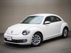 VW ザ・ビートルデザイン キセノンヘッドライト 認定中古車 保証付き