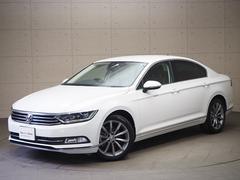 VW パサートTSI ハイライン 認定中古車 保証付き