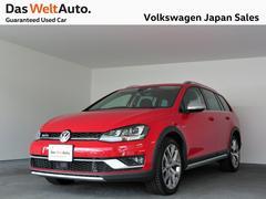 VW ゴルフオールトラックTSI 4MOTION アップグレードパッケージ